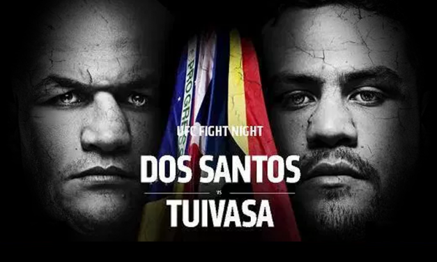 Video: UFC Fight Night 142 – 12/01/18 – (Full Show)