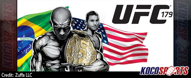 "Video: Coverage from the UFC 179 ""Aldo vs. Mendes II"" post-fight press conference"