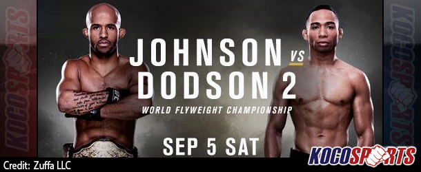 Video: Extended preview for UFC 191 – Demetrious Johnson vs. John Dodson for the UFC World Flyweight Championship