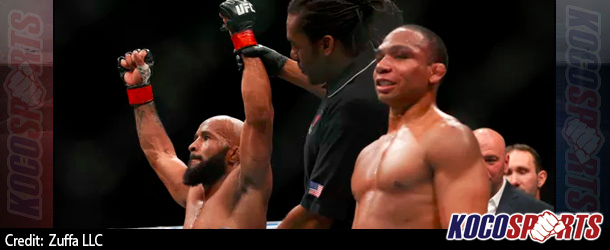UFC 191 results – 09/05/15 – (Demetrious Johnson cruises to rematch win over John Dodson)
