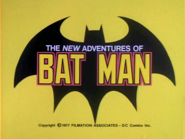 The New Adventures of Batman Episode: The Moonman [Season 1 : Episode 1]
