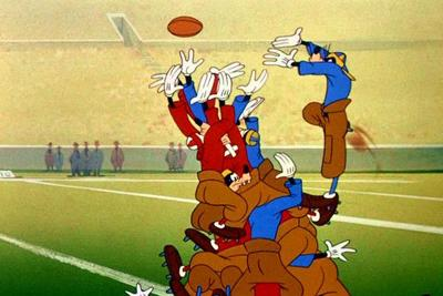Walt Disney Classic: How to Play Football (starring Goofy)