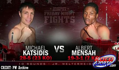 Video on Demand: ESPN Friday Night Fights – Michael Katsidis vs. Albert Mensah – 04/13/12 – (Full Fight)