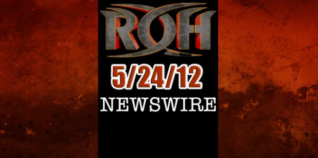 May 24th Newswire