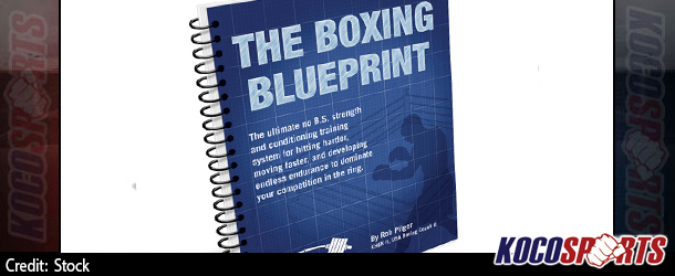 Ebook: The Boxing Blueprint – Strength & Conditioning System