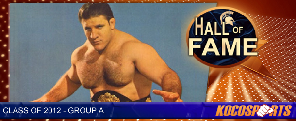 Video: Bruno Sammartino gets inducted into the International Sports Hall of Fame