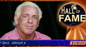 Ric Flair inducted into the Kocosports.com Combat Sports Hall of Fame