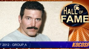 Dan Severn inducted into the Kocosports.com Combat Sports Hall of Fame