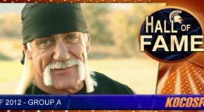 Hulk Hogan inducted into the Kocosports.com Combat Sports Hall of Fame