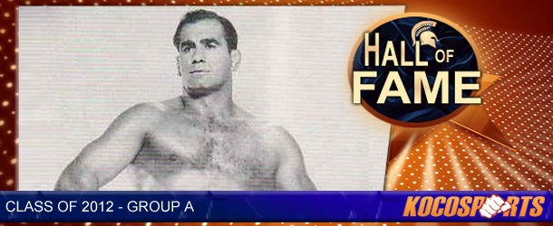 Lou Thesz inducted into the Kocosports.com Combat Sports Hall of Fame