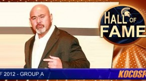 Keiji Mutoh inducted into the Kocosports.com Combat Sports Hall of Fame