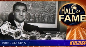Rocky Marciano inducted into the Kocosports.com Combat Sports Hall of Fame