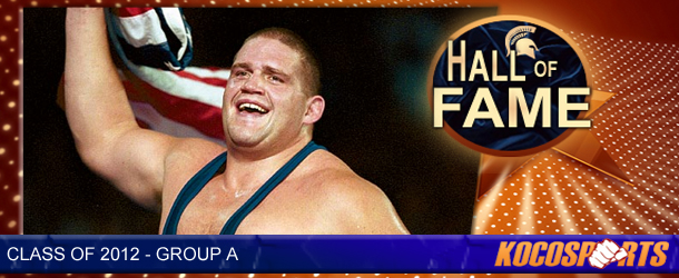 Rulon Gardner inducted into the Kocosports.com Combat Sports Hall of Fame