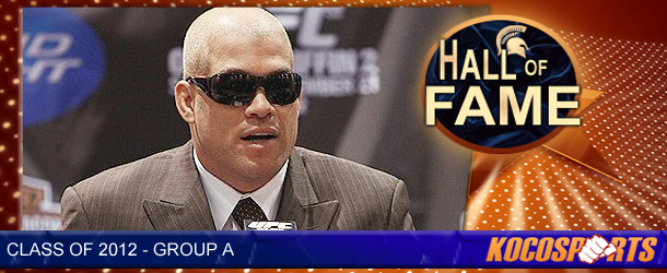Tito Ortiz inducted into the Kocosports.com Combat Sports Hall of Fame