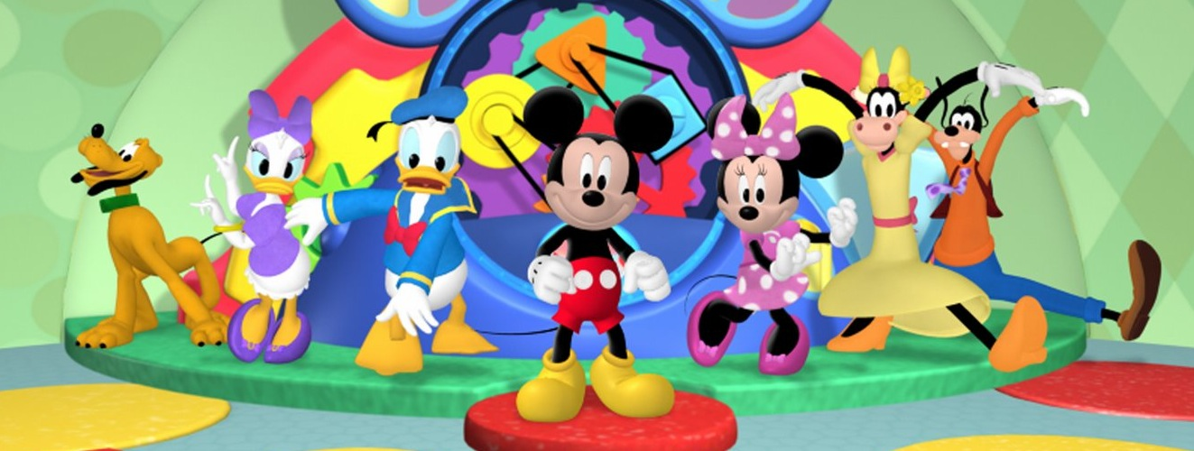 Mickey Mouse Clubhouse (10 Hours!!!)