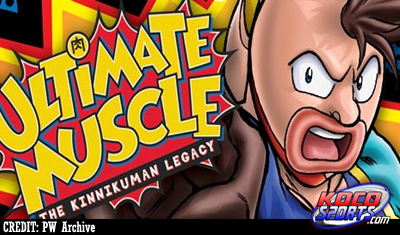 "Kocosports ""Saturday Morning Cartoons"" – Ultimate Muscle: The Kinnikuman Legacy – Episode #1 – (A Legend Reborn)"
