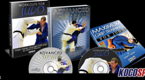 Ebook: Workouts For Judo by 2008 Beijing Olympian Matt D'Aquino