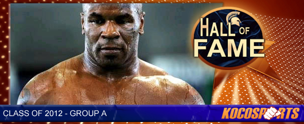 Mike Tyson inducted into the Kocosports.com Combat Sports Hall of Fame