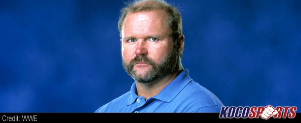 Arn Anderson teases a major announcement at tonight's WWE Smackdown tapings