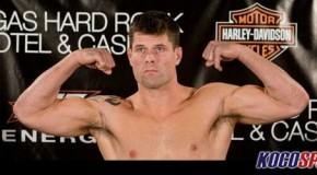 Brian Stann forced out of August 4th UFC on FOX 4 showdown with Hector Lombard