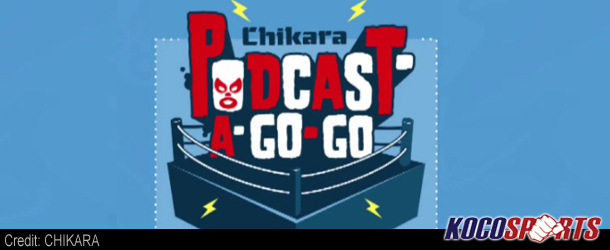 Video: CHIKARA Podcast-A-Go-Go – Episode 323 – 06/18/12 – (Full Show)