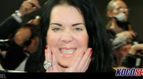"""Joanie """"Chyna"""" Laurer plays DJ at Rick's Cabaret in New York City"""