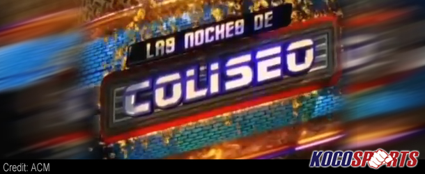 Video: ACM Las Noches de Coliseo – 07/08/12 – (Full Show)