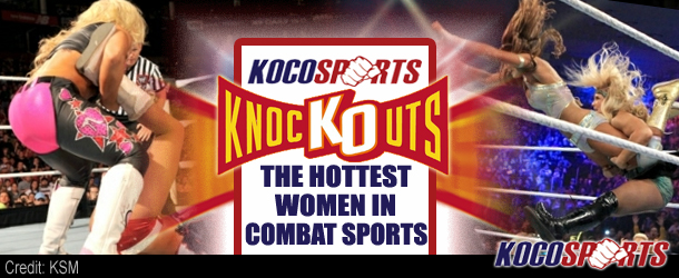 "Kocosports Daily Knockout – 06/18/12 – (""The Goddess of Khaos"" Amber DeBettencourt)"