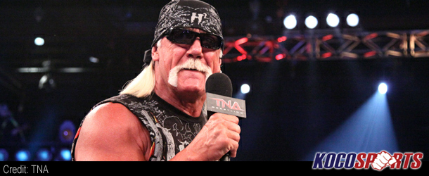 Video: Hulk Hogan comments on his daughter Brooke's release from TNA wrestling