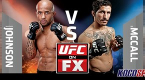 "Video: UFC ""Johnson vs McCall"" – 07/06/12 – (Weigh-In Highlights)"