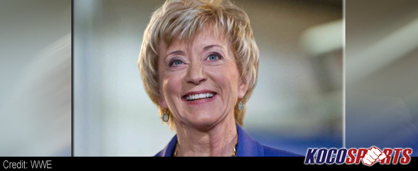 The Democratic Party of Connecticut attacks Linda McMahon