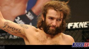 Video: Michael Chiesa's post-fight interview from the TUF live finale