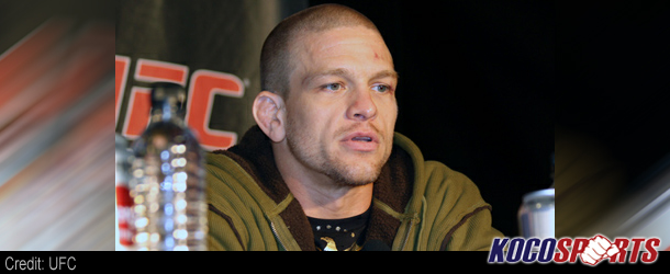 Video: Mike Pyle post-fight interview from UFC on FX
