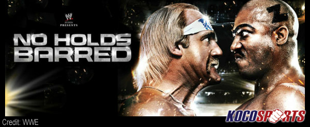 "Video: WWE release trailer for the digitally remastered ""No Holds Barred"" DVD out on July 3rd"