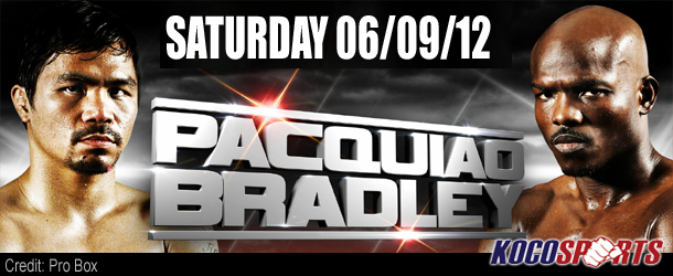 Video: Breaking coverage of Manny Pacquiao vs. Timothy Bradley – (Live Now)