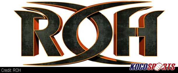 ROH Anniversary Flashback – Aries & Strong vs Styles & Sydal ROH World Tag Team Titles