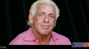 "Ric Flair is teaming up with Cowfish Sushi Burger Bar to endorse new ""WOOOOO-shi Roll"""