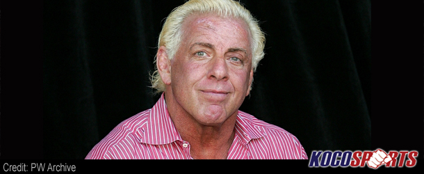Carolina Panthers want Ric Flair on their sidelines for NFL playoff game