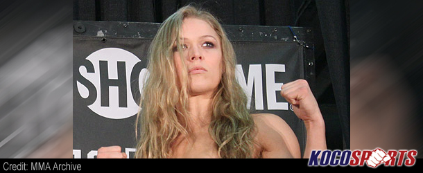 Video:Cesar Gracie leaves a Ronda Rousey interview when it gets a little too creepy