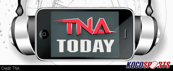 Video: TNA Today – 07/09/12 – (New World Heavyweight Champion, Austin Aries)