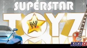 Video: WWE Superstar Toyz – 06/05/12 – (Hunico's mask collection)