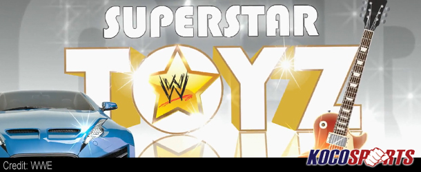 Video: WWE Superstar Toyz – 08/08/12 – (Funkasaurus' fishy friends)