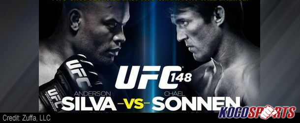 """The Downes Side"" makes predictions for UFC 148"
