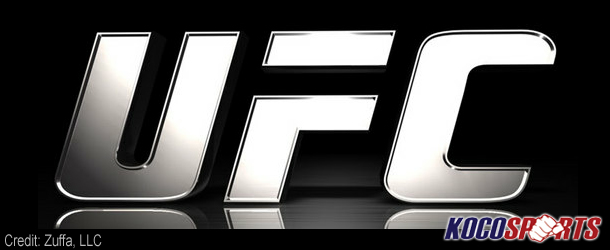 Video: The UFC in Calgary – A Ride on the Chuck Wagon