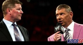 Vince McMahon to evaluate John Laurinatis' job performance this Monday on Raw