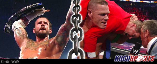 "WWE ""No Way Out"" results – 06/17/12 – (All Champions Retain, Triple H challenges Lesnar, Laurinaitis fired)"