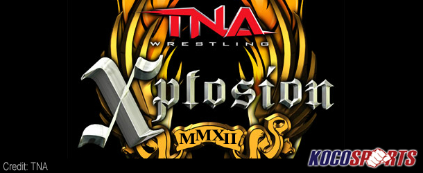 Video: TNA Xplosion – 06/06/12 – (Full Show)