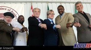 New class inducted into International Boxing Hall of Fame