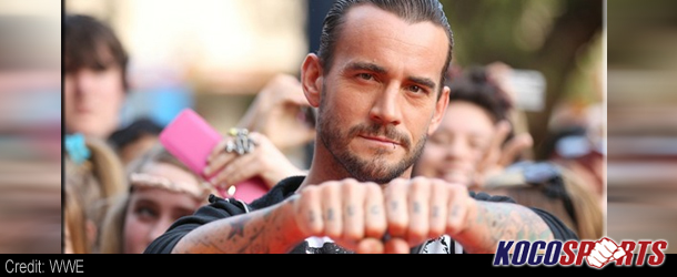 Video: CM Punk talks about his WWE title match at SummerSlam