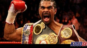 David Haye will have too much speed for Dereck Chisora